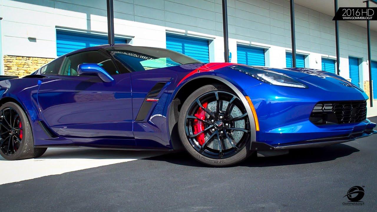 2017 Chevrolet Corvette Grand Sport Inside The New