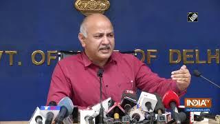 'Delhi govt mulling legal action against Centre': Sisodia on GNCTD Amendment Bill