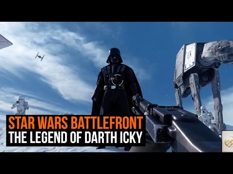 Star Wars: Battlefront and the Legend of Darth Icky