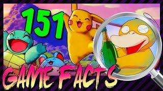 """Die """"legendäre"""" Pokémon Folge (eigentlich normal aber halt nur Pokémon)   Random Game Facts #151"""