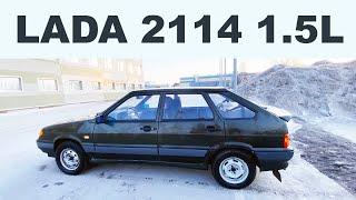 """Lada 2114 """"Самара"""" 1.5 '06 год самая базовая версия одного вполне народного автомобиля."""