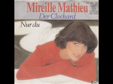 Mireille Mathieu Der Clochard (1982)