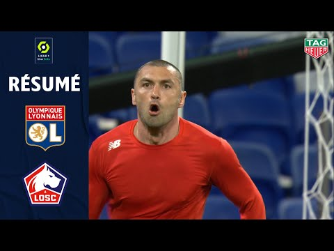Lyon Lille Goals And Highlights