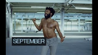 If This is America was shot in September