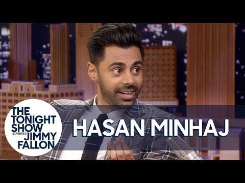 Hasan Minhaj's Dad