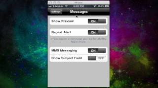How to enable MMS (Picture Messaging) on iPhone [Unlocked with T-mobile]