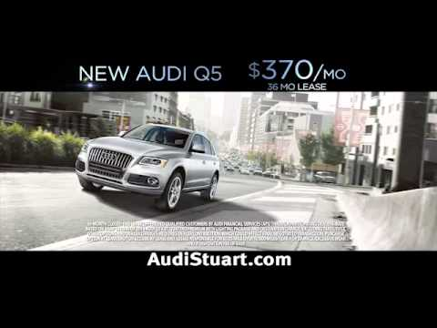 Audi Stuart | Lease Specials | New Car Dealership Near Palm Beach