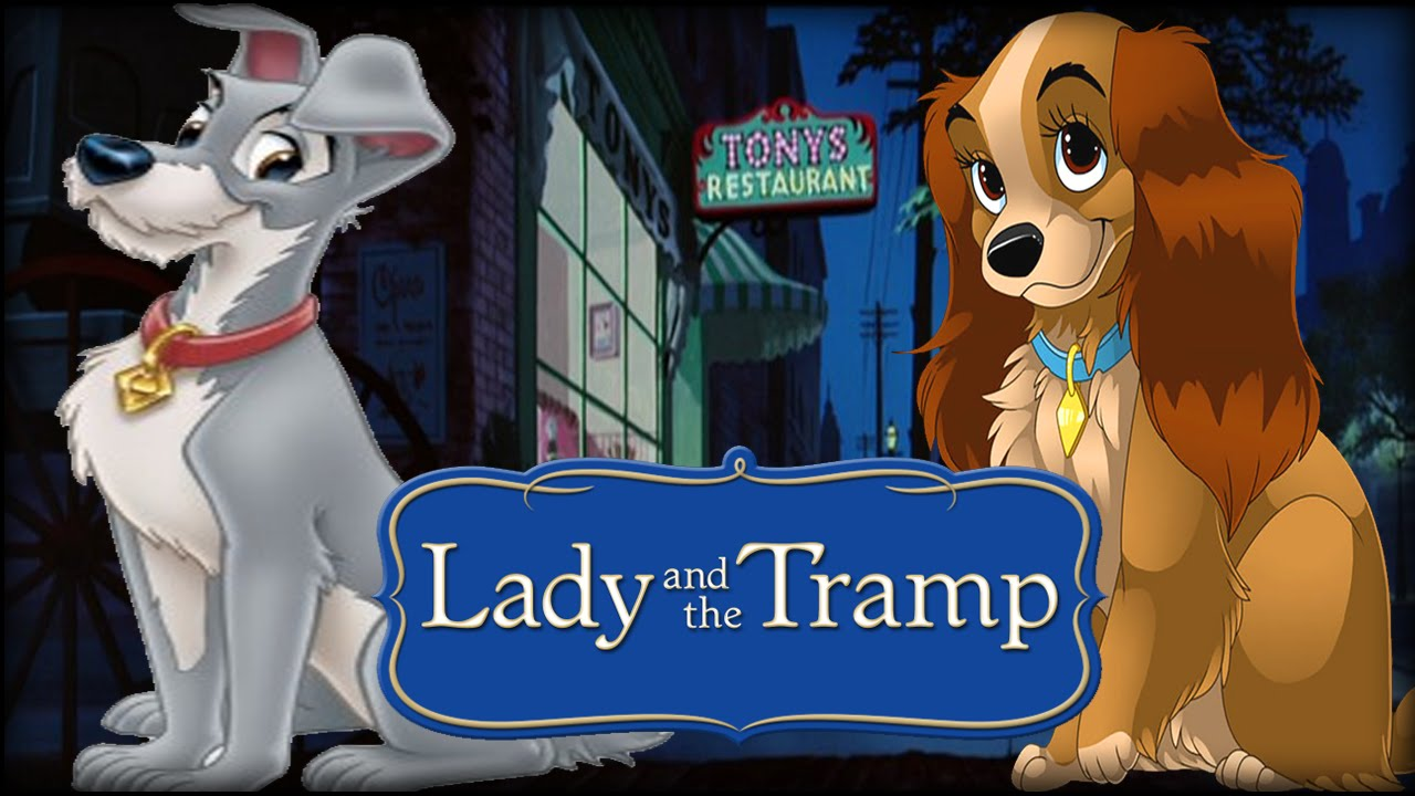 Lady and the Tramp - Dodge and Dash Game for Kids - Game ...