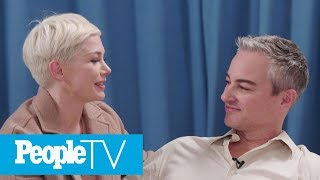 Michelle Williams On How Kerr Smith Gave Gay Teens A Cultural Reference | PeopleTV