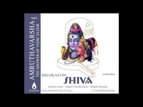 "Amruthavarsha - Shlokas on Shiva - "" Shiva Thaandava Stothram"" - Uma Mohan & Trisit Choudhury"