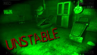 Unstable | Paranormal Investigator Sent Into An Old Soviet Bunker