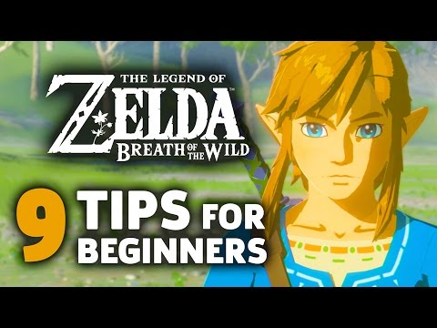 9 Spoiler-Free Beginner's Tips For Zelda: Breath of the Wild