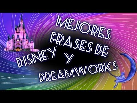 Mejores frases de Disney y DreamWorks