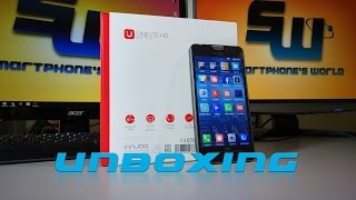 UNBOXING: Innjoo One LTE HD