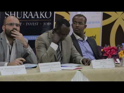 SIF The Role of Private Sector in the Somaliland National Development Plan & Vision
