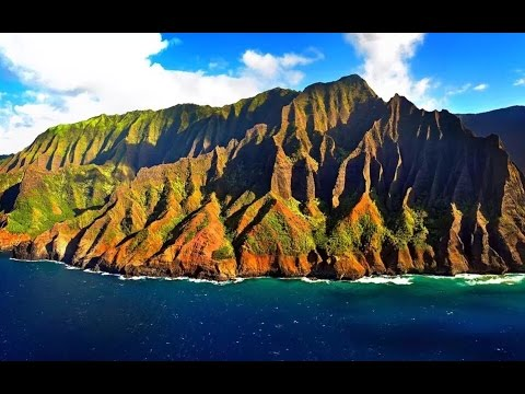 Natural wonders - Nā Pali cliffs (Hawaii)