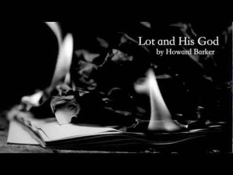 Lot And His God by Howard Barker