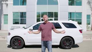 2018 Dodge Durango SRT Test Drive with Mike Musto - AutoNation