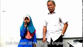 Belajar Cakap Bahasa Inggeris (English bukan Manglish atau Singlish)