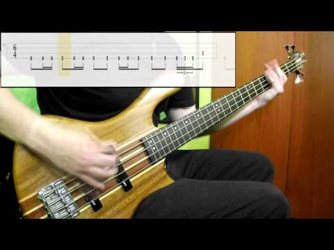 Tool - Schism (Bass Only) (Play Along Tabs In Video)