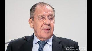 Большая пресс-конференция Сергея Лаврова
