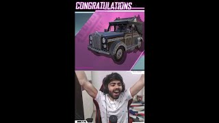 Luckiest Crate Opening Ever!😱😍 (Free Me Itna Kuch Mil Gaya) #shorts #short #pubgmobile
