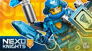 ◉ LEGO NEXO KNIGHTS: Ultimate CLAY stop motion build review┃Обзор ЛЕГО Нексо Клэй 70330