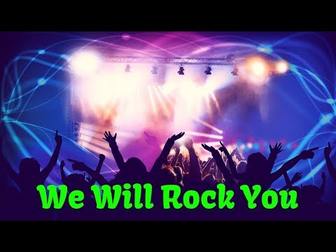 We Will Rock You - Nonstop Rock Hits 🎵 #rocknroll