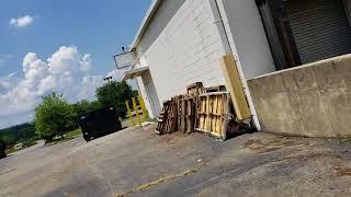 Abandoned Toys R Us Roanoke Va