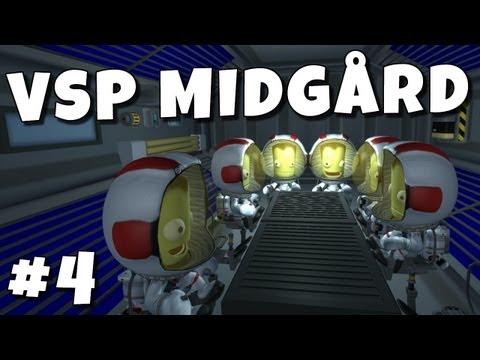 VSP Midgård #4 - Space Resort