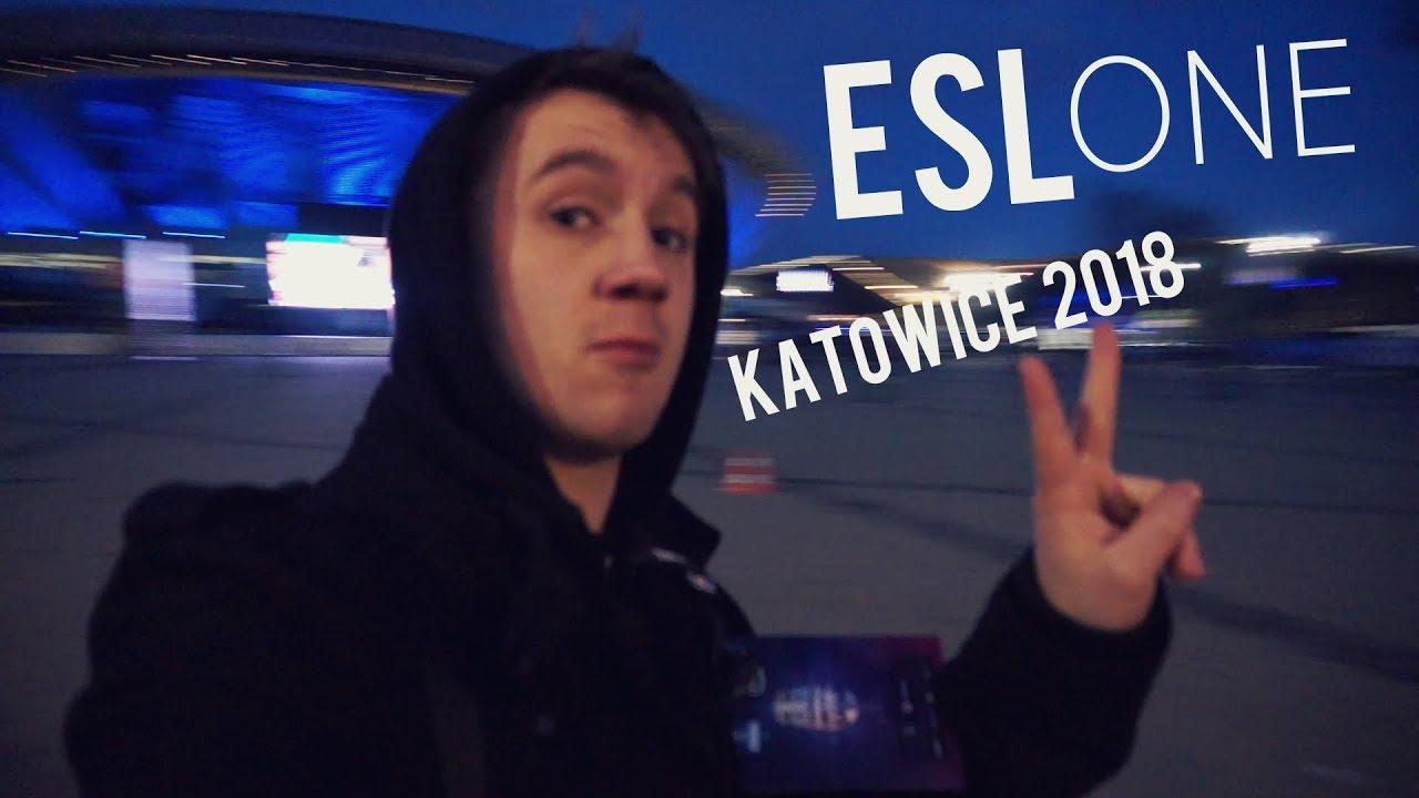 Na speedzie przez ESL One – Katowice 2018
