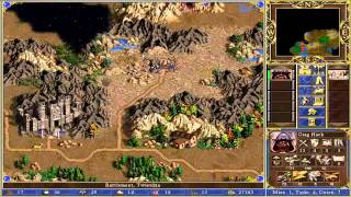 Heroes of Might and Magic 3: Shadow of Dead - Crag Hack i Czaszkowy Hełm [#1]