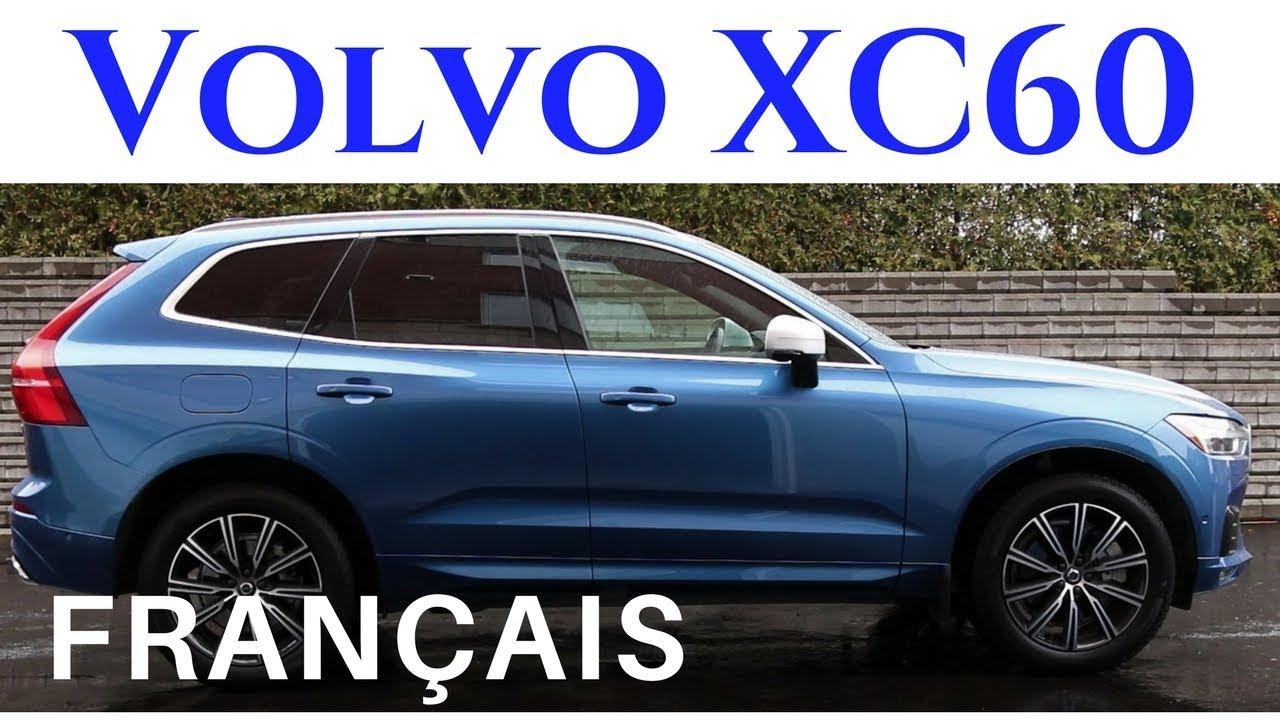 Essai Volvo Xc60 >> Essai Volvo Xc60 2018 Youtube