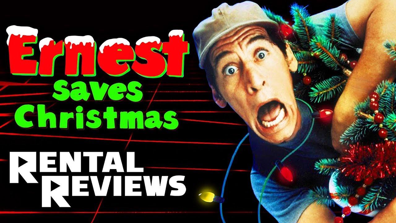 Ernest Saves Christmas (1988) - Rental