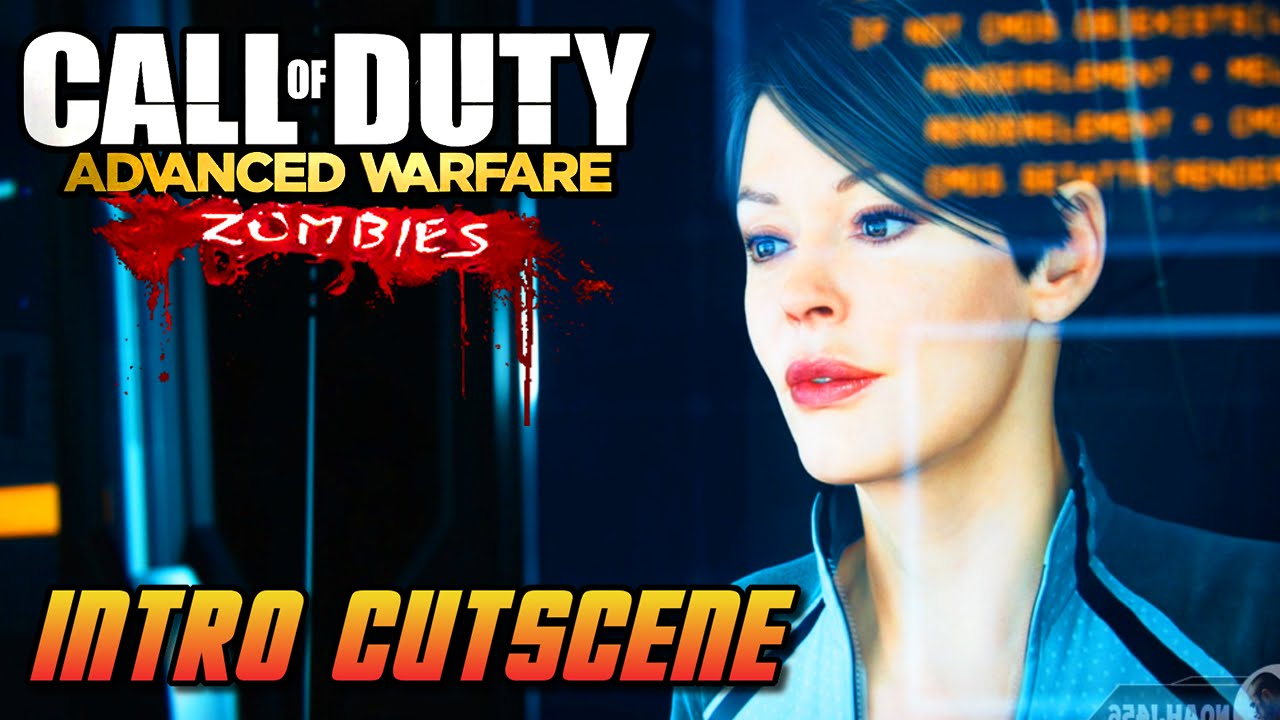 """Download """"Exo Zombies"""" Intro Cutscene - Advanced Warfare Story Mode Cinematic (Call of Duty AW)"""