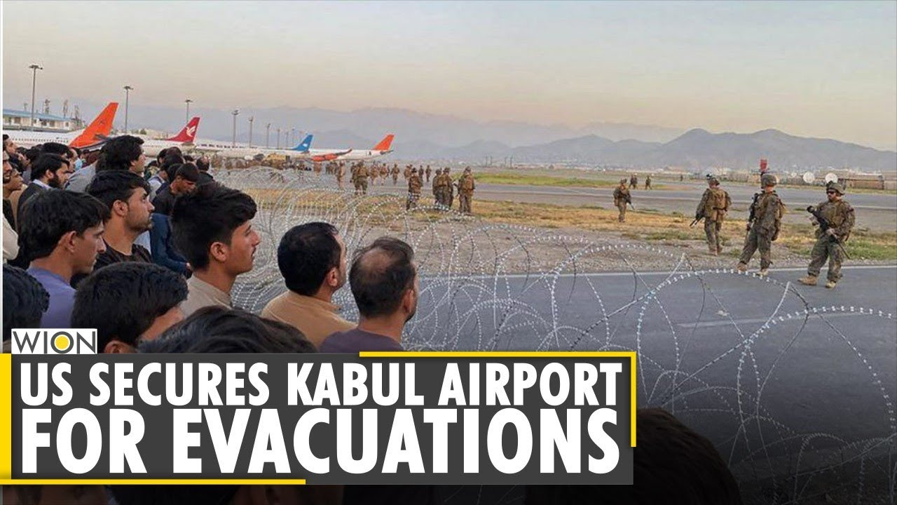 Explosions Hit Kabul Airport After Security Warnings