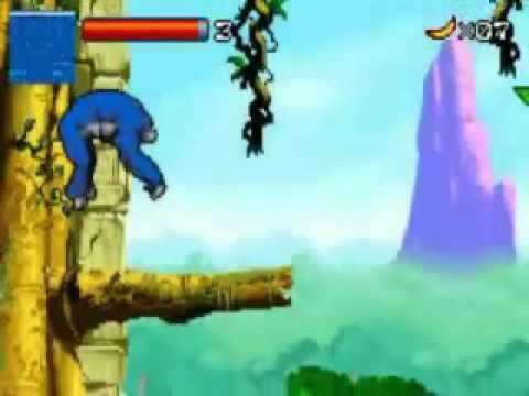 Kong - The Animated Series USA - Game Boy Advance