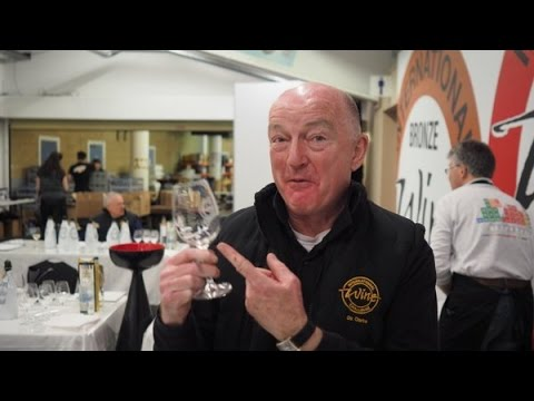 The International Wine Challenge (IWC) judging process