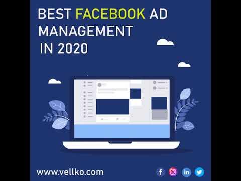 Facebook ad management services