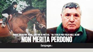Morto Totò Riina, parla Santino Di Matteo: