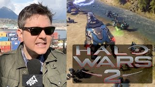 Halo Wars 2 Review - Reviews on the Run - Electric Playground