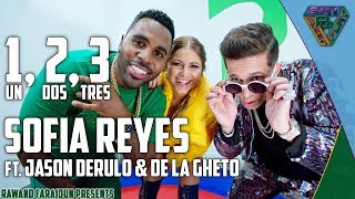 Sofia Reyes - 1 2 3 Ft.jason Derulo & Dela Ghetto English Spanish Kurdish Translation