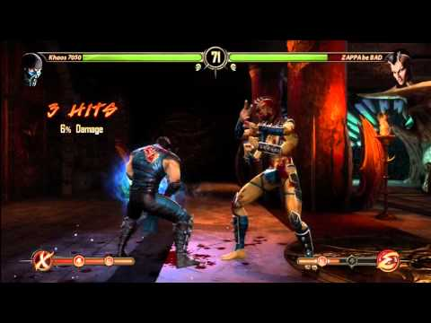 Mortal Kombat: Open Chatroom Session [XBOX360]-(Part 3 of 3)