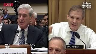 WATCH: Rep. Jim Jordan's full questioning of Robert Mueller | Mueller testimony