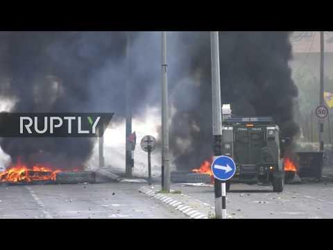 Live: Palestinians protest in Bethlehem during Nakba Day after US Embassy move to Jerusalem