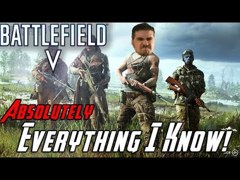 Battlefield V - EVERYTHING We Know!