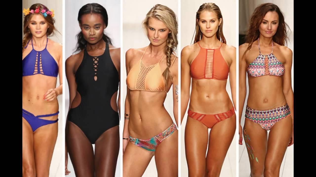 Sexy Bikinis, Swimwear, and Beachwear Fashion Trends 2016 ...