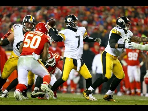 Pittsburgh Steelers vs. Kansas City, game by the numbers