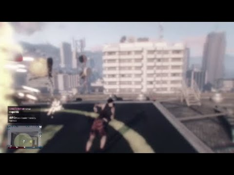 Gta v/ Ft frostbite: My first edited video