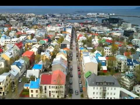 Gone Living Iceland- Reykjavik